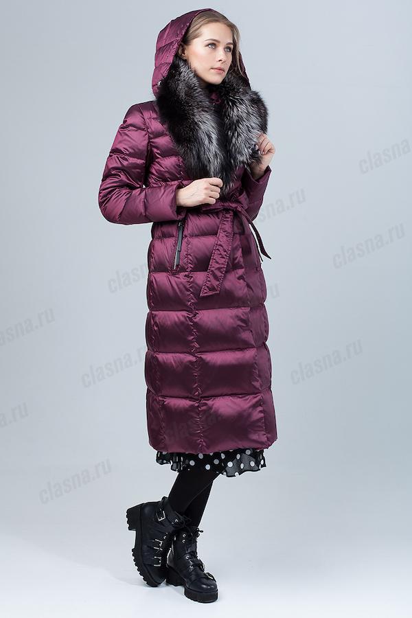 Куртка женская Clasna CW18D-316DP (851)