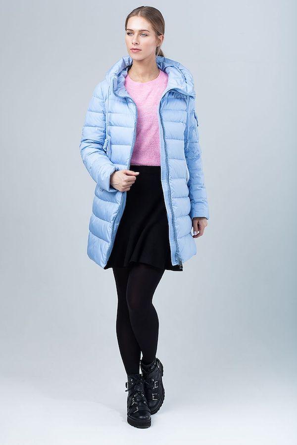 Куртка женская Clasna CW18D-501CW (511)