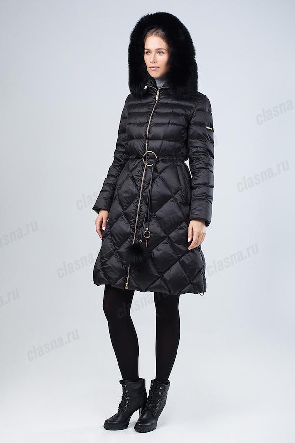 Куртка женская Clasna CW18D-730DP (701)
