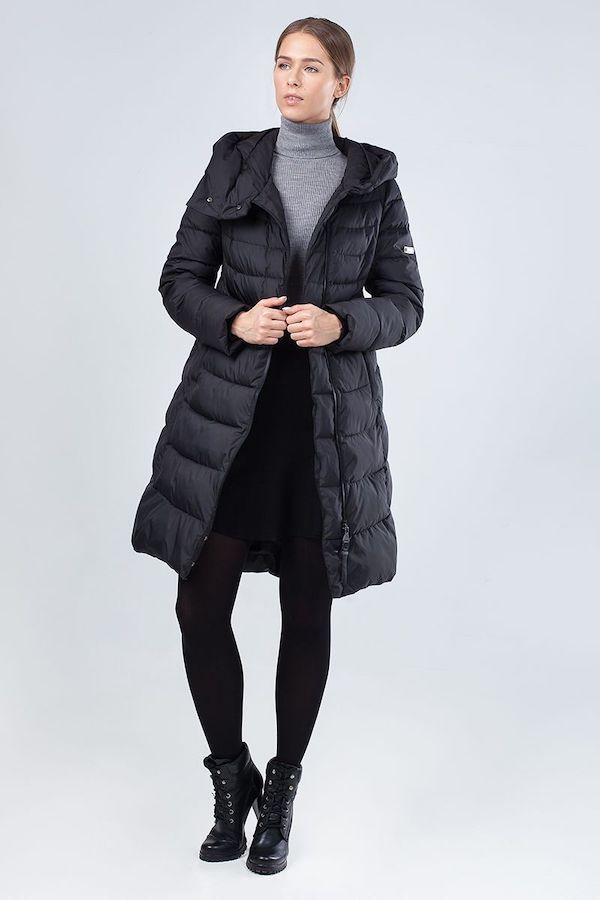 Куртка женская Clasna CW18D-735CW (701)