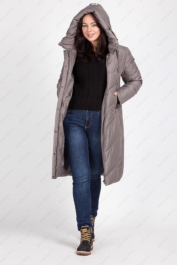 """Пальто Deify LD19310 (16) в магазине """"Пуховик и Куртка"""""""