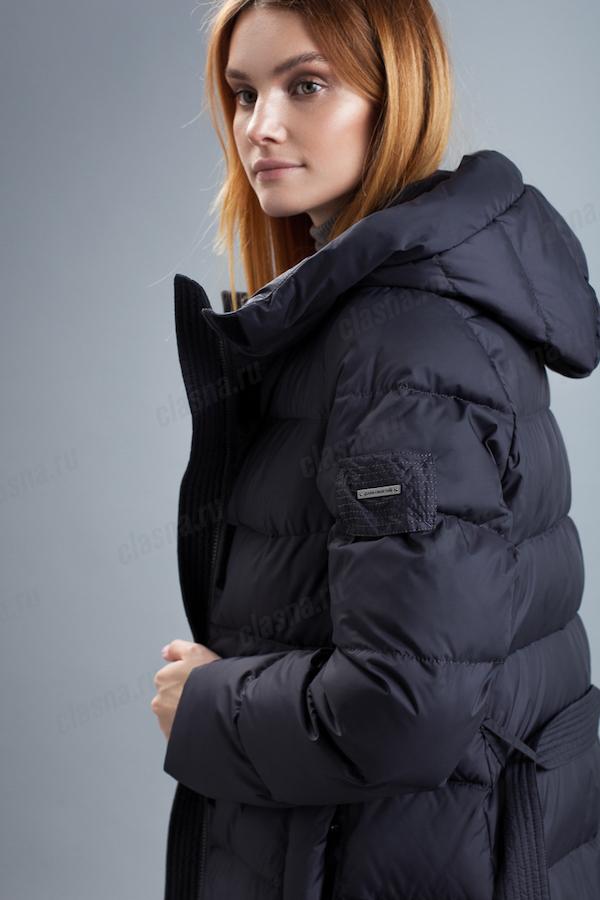 Зимнее пальто Clasna CW19D-129FCW (W701)