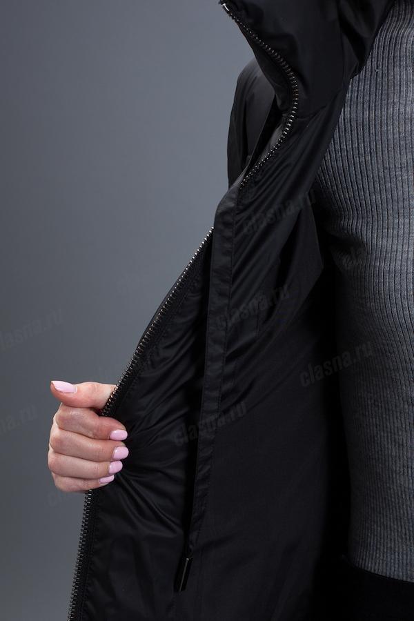Зимнее пальто Clasna CW19D-9433CW