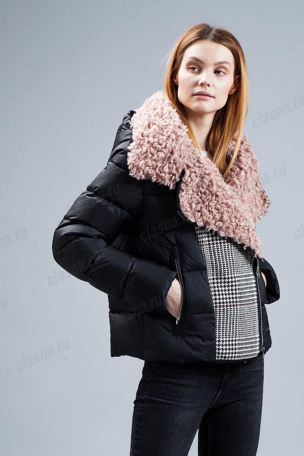 Зимняя куртка Clasna CW19D-X01CQ (701)