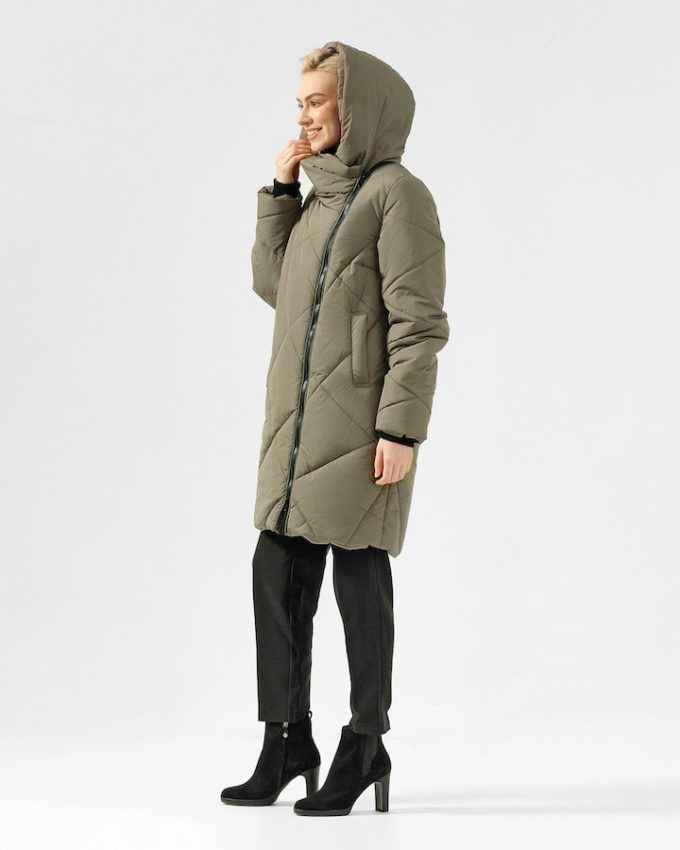 Финский пуховик Dixi Coat 3255-115