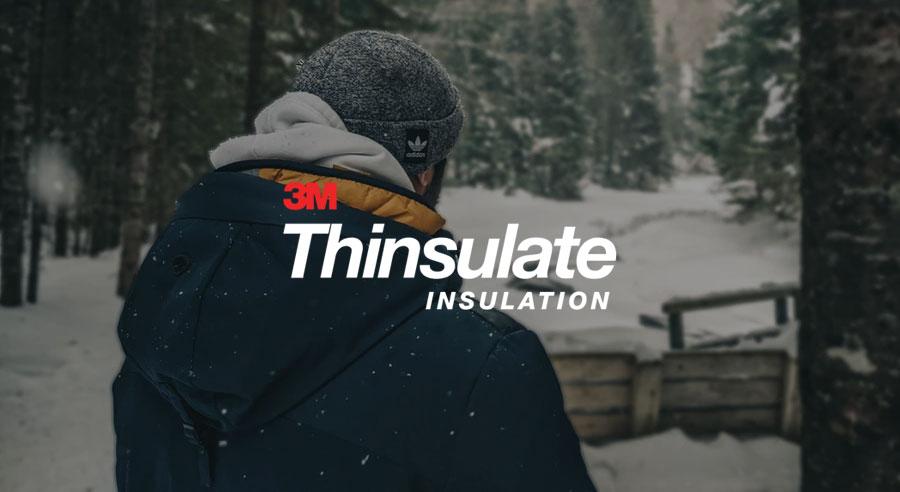Thinsulate - искусственный утеплитель