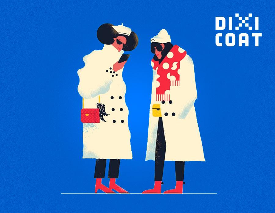 Обзор новой коллекции Dixi Coat 2020-2021