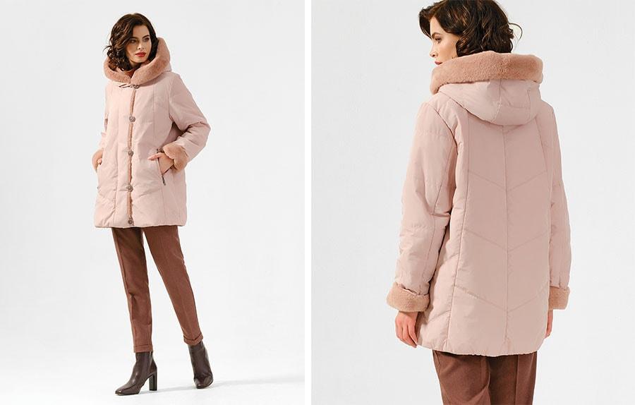 Укороченная финская куртка Dixi Coat 5965-115