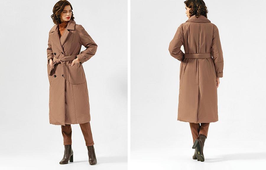 Финское классическое пальто Dixi Coat 3445-115