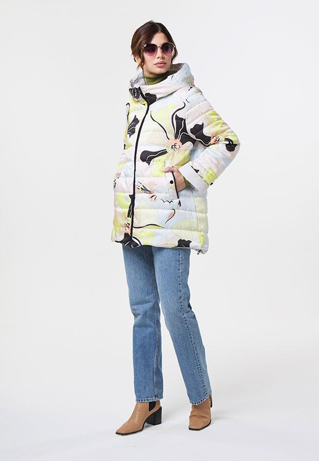 Куртка двухсторонняя Dixi Coat 4410-115 (42)