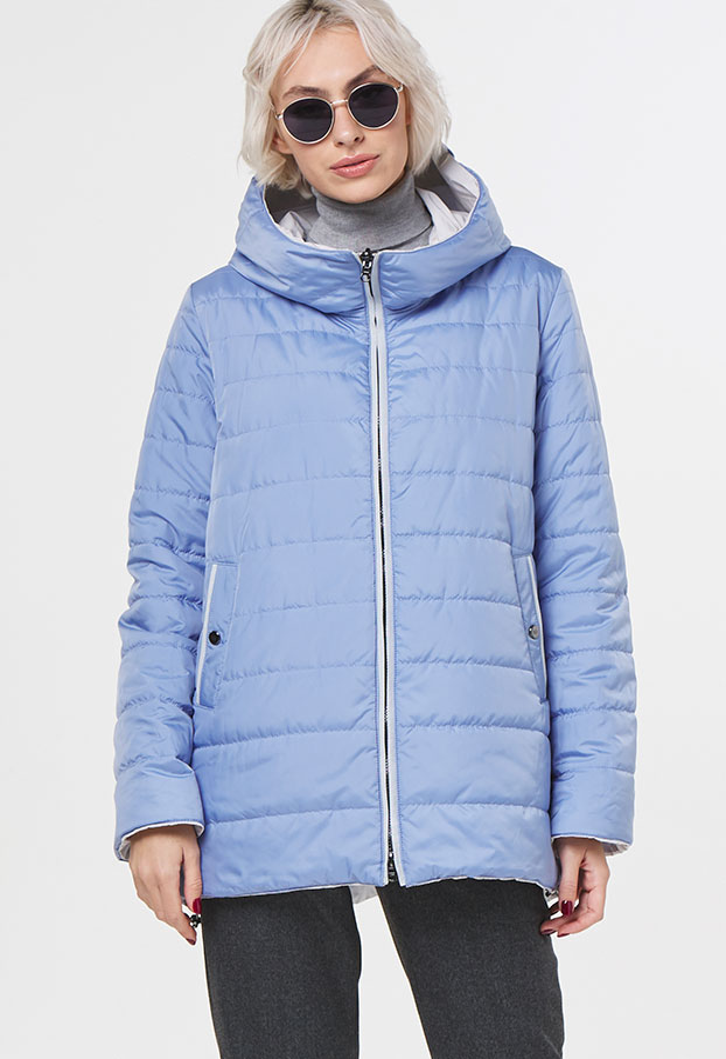 Куртка двухсторонняя Dixi Coat 4400-115 (42/21)